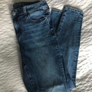 American Eagle 4X Stretch Skinny Jeans